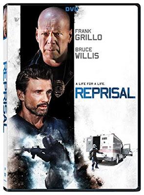 Reprisal 2018 Dvd