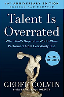 Book Talent is Overrated