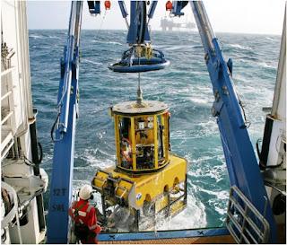 Resultado de imagem para RSVs (barcos de apoio a operações de robôs submarinos),