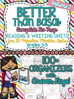 Mentor texts resources with Ideas by Jivey