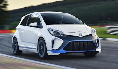 2019 Toyota Yaris Prix, spécifications, date de sortie et rumeur de conception