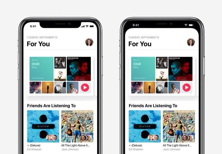 apple music di iphone x iklan apple