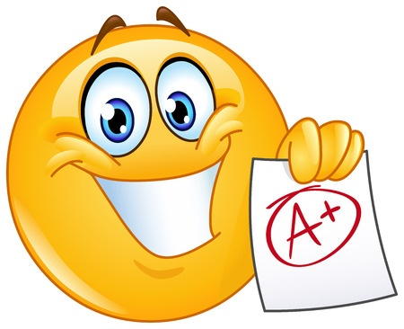 Good Report Card Symbols  Emoticons