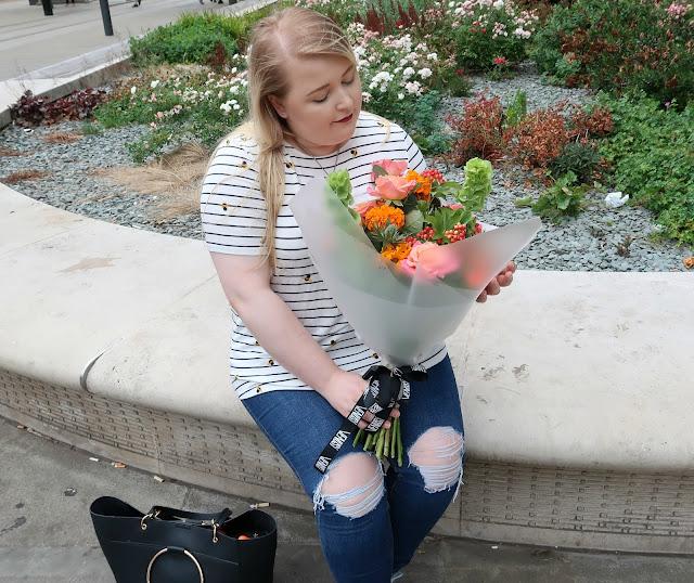 Danielle Levy, Venus Flowers, Venus Flowers Manchester, Manchester, Liverpool, Liverpool blogger, flowers, mental health,