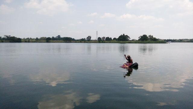 Wisata Gratis, Situ Cibeureum Grand Wisata Bekasi