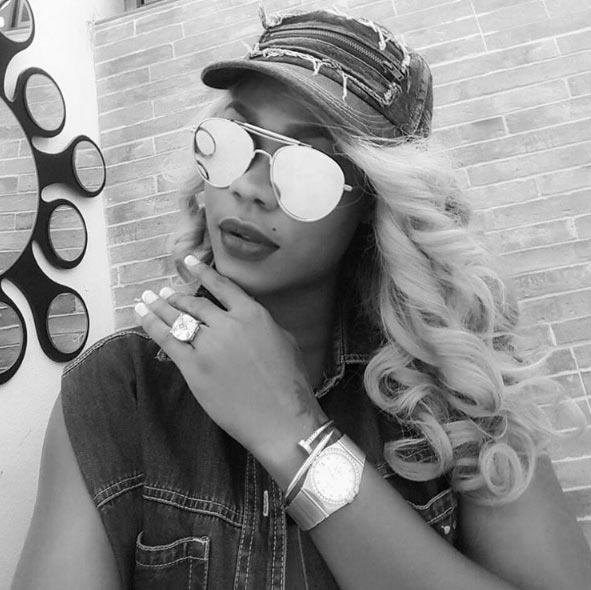 Daniella Okeke is off the market as she gets engaged to US-based lover