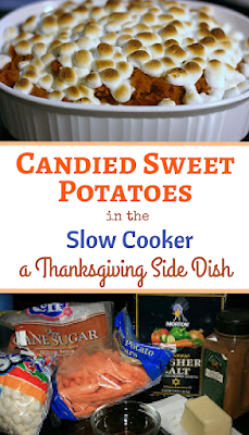 Some people call this recipe Candied Yams. Some call it Candied Sweet Potatoes. Whatever you call it, this is a homemade version that you can make super easily in the CrockPot Slow Cooker.