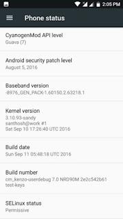 OS Android Nougat 7.0 akhirnya hadir khusus untuk Redmi Note 3
