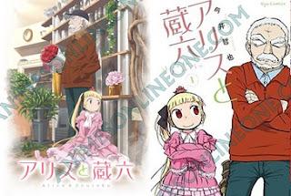 Alice to Zouroku - Todos os Episódios
