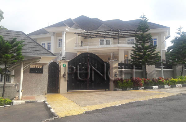 Badeh's mansion now Federal Government office