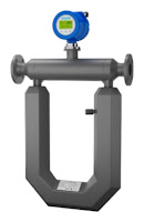 U-Shaped Coriolis Flow Meter