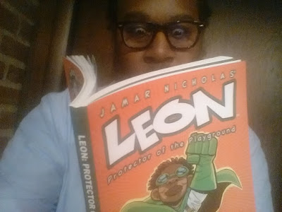 LEON: PROTECTOR OF THE PLAYGROUND debuts this month at BALTIMORE COMIC CON