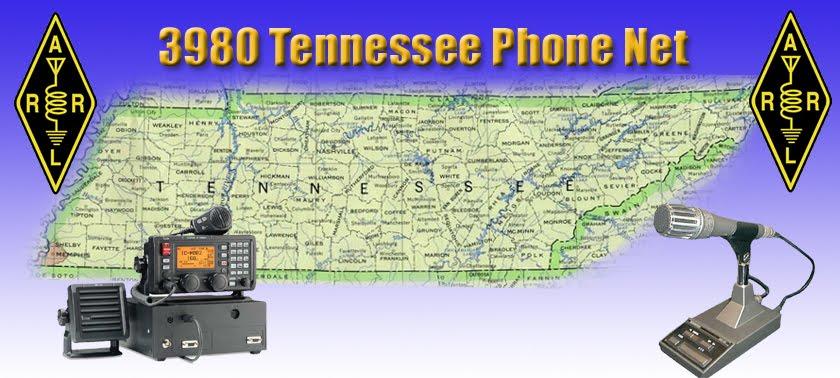 3980 The Tennessee Phone Net: TNC- Pi -- Terminal Node