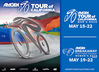 Amgen Tour of California Tour Tracker