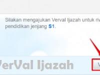 VerVal Ijazah S1/D4 Guru Sertifikasi dan Inpassing - Simpatika