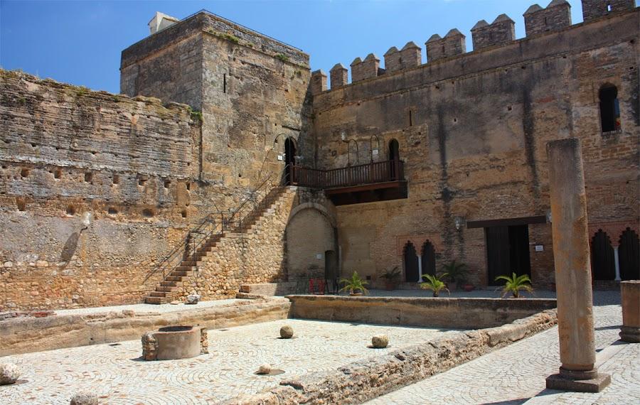 El Alcazar de Carmona, Sevilla