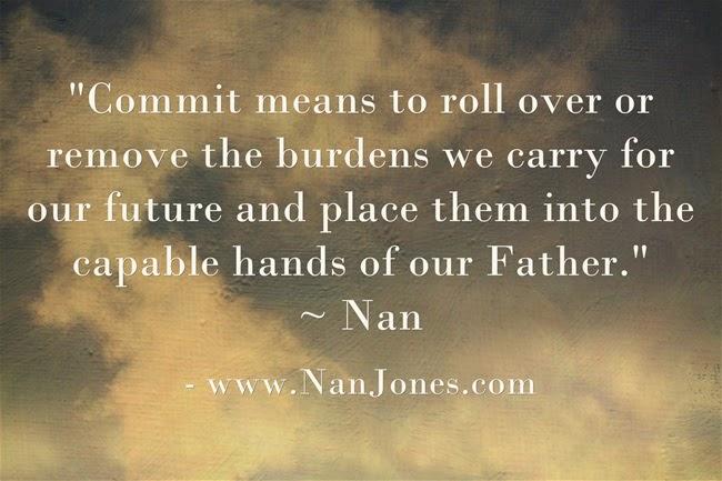 Morning Glory: Scriptures of Encouragement ~ Burden-Bearer