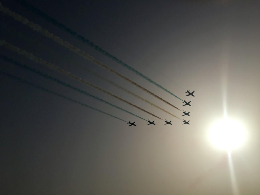 Yanbu Air Show