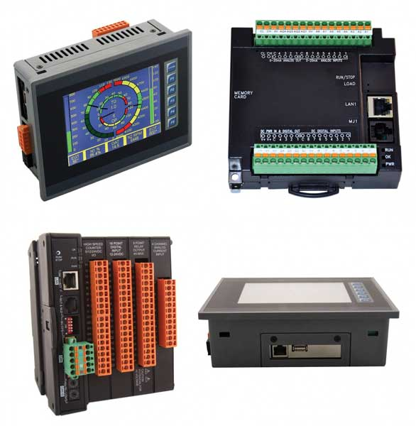 RCC, RCX, RX of Horner Controllers