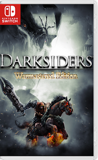 Darksiders: Warmastered Edition Switch NSP