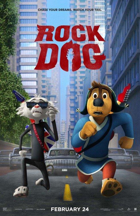 Rock Dog – Um Sonho Altamente!