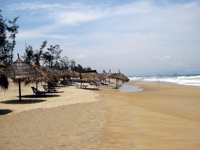 Pantai Bang, Hoi An