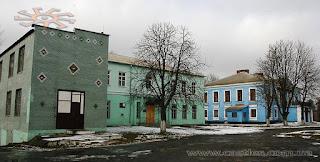Pałac w Czarnym Ostrowie współcześnie