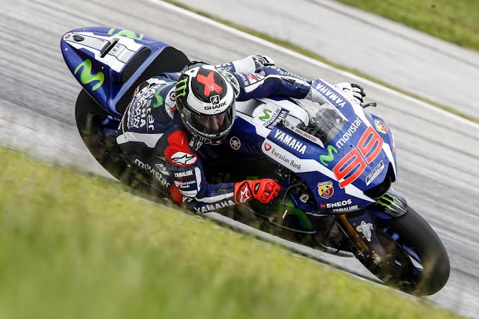 Hasil Tes Resmi MotoGP Hari Ke Tiga di Sepang - Duo Yamaha Kembali Dominasi