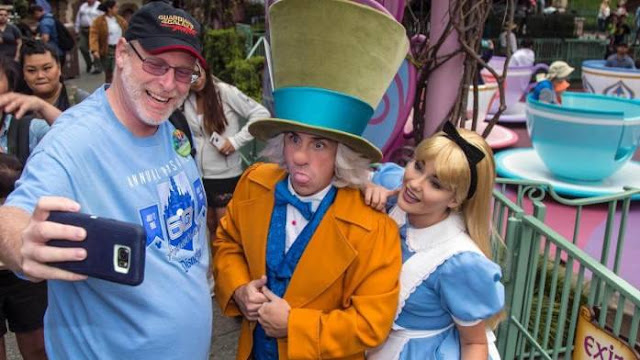 California man visits Disneyland 2,000 days in a row