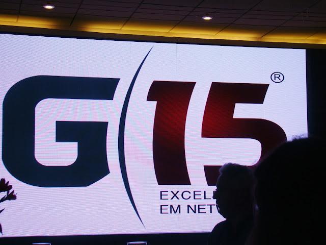 Seu negócio: almoço de network do Grupo G15, em Brasília
