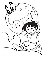 earth day coloring pages 2013 - photo#46