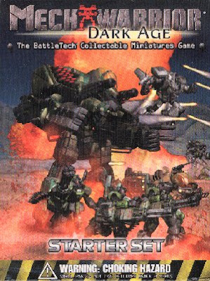 MechWarrior, Dark Age Rules