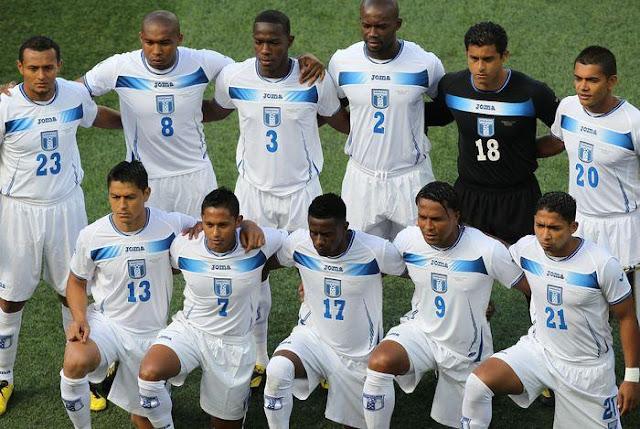 Formación de Honduras ante Chile, Copa del Mundo Sudáfrica 2010, 16 de junio
