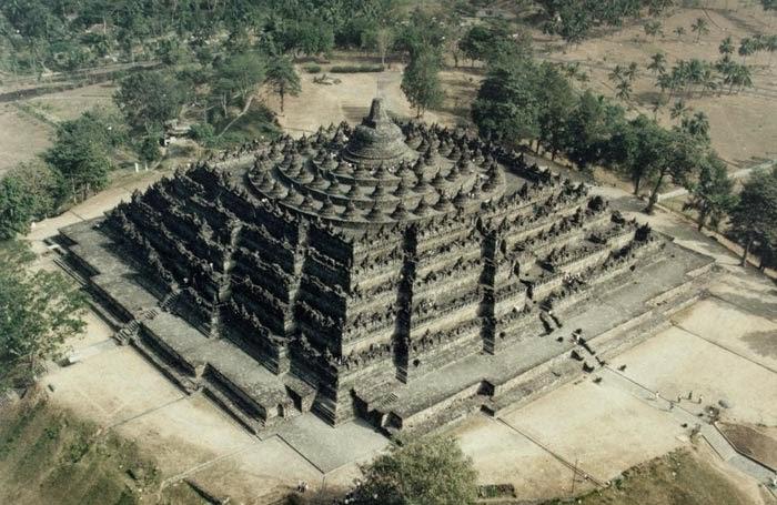 Gambar Candi Borobudur, pantai, gunung, wisata keluarga, candi, pemandangan, Tempat Wisata Terindah di Indonesia