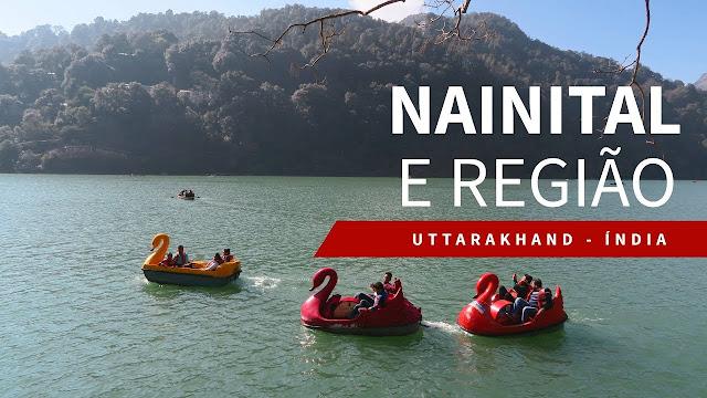 Nainital Índia