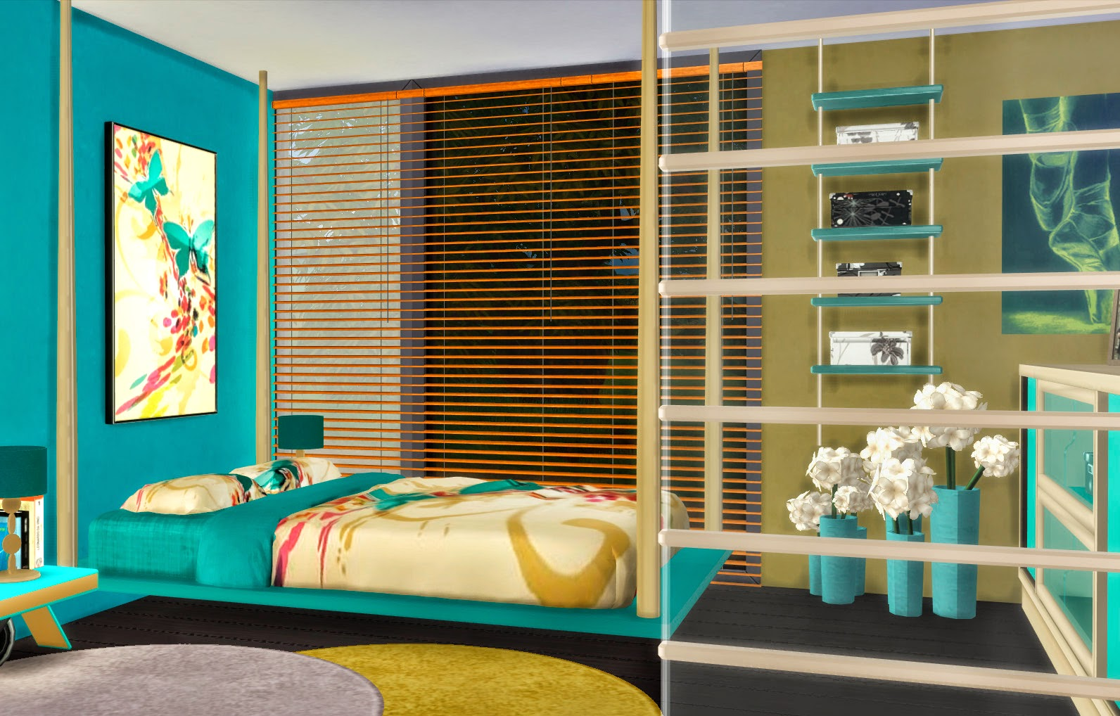 Esszimmer Sims 4 Dormitorio Maivan Sims 4 Custom Content Hd Wallpapers Entwurf