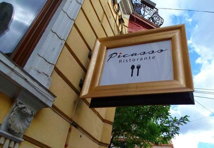 Restaurant Picasso Arad