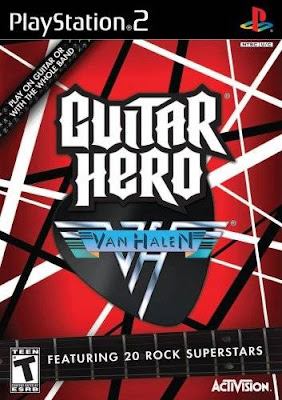 Guitar Hero: Van Halen (PS2) 2010