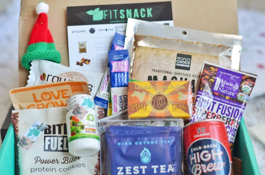 My Review Love!!: Fit Snack - Guilt-Free Subscription to Snack Wise & Stay Fit! #CouponCode