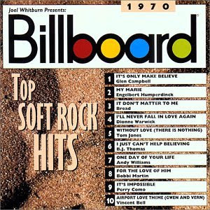 the hideaway soft rock week rhino 39 s billboard top soft rock hits 1970 1974 1997. Black Bedroom Furniture Sets. Home Design Ideas