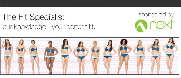 aa3b355ebb The Fit Specialist. This helps you determine your body type/shape and let's  you customize your own swimsuit look. And once you determine your body  shape, ...