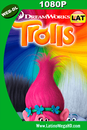 Trolls (2016) Latino HD WEB-DL 1080P ()
