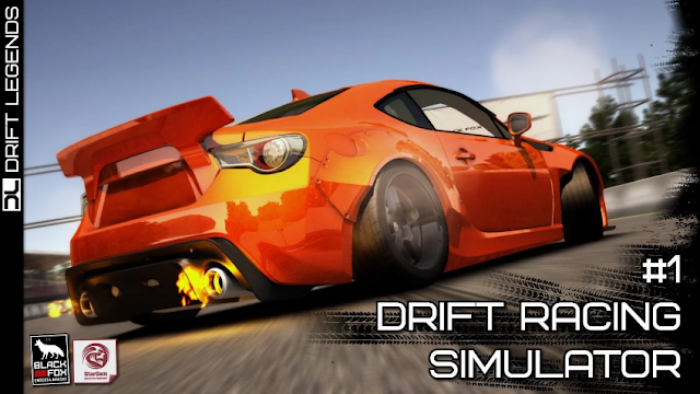 Drift Legends v1.8.1 Mod Apk Offline (Unlimited Money)