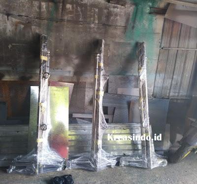 Hijab Masjid Stainless Pengiriman Ke Sidomulyo Kalianda Lampung Selatan