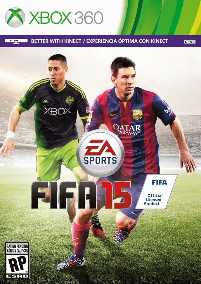 FIFA 15 XBOX 360 ESPAÑOL LATINO Y CASTELLANO (Region NTSC-U/PAL) (PROTOCOL/BELERIAN) 1