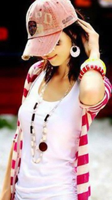Stylish attitude girl images for facebook display picture