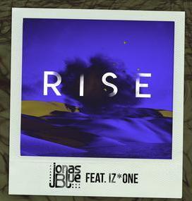 Lirik lagu Jonas Blue - Rise ft IZONE kpop