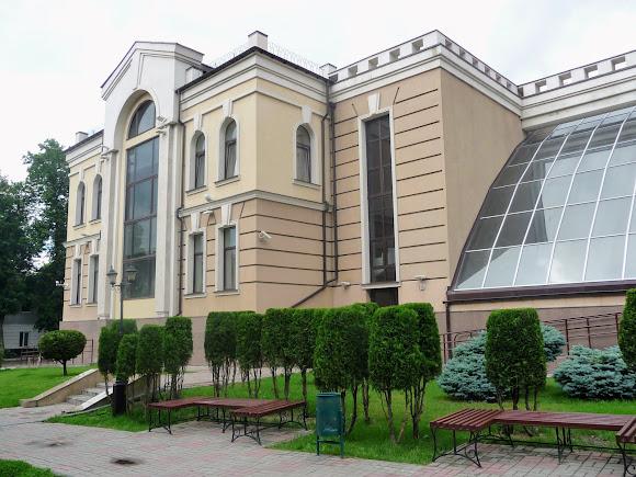 Суми. Конгрес-центр Сумського державного університету