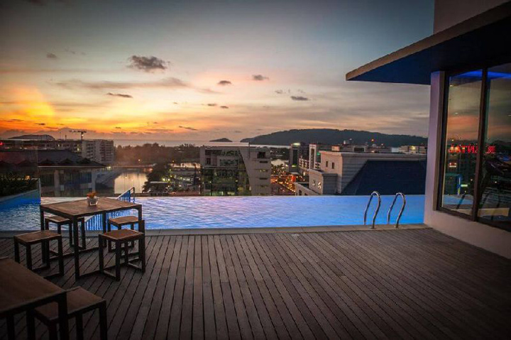 The Best in Budget - Sky Hotel Kota Kinabalu