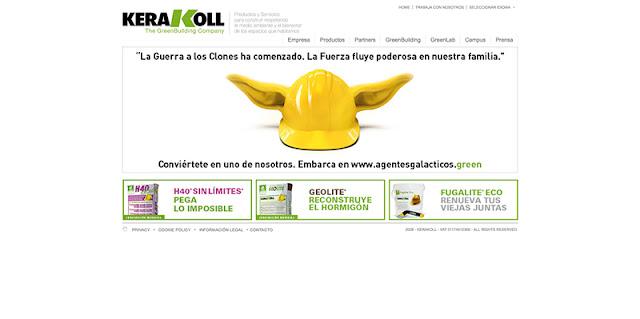 Kerakoll página web